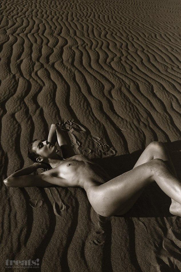 Diana Georgie By Lucas Passmore For Magazine Avaxh Aznude 1