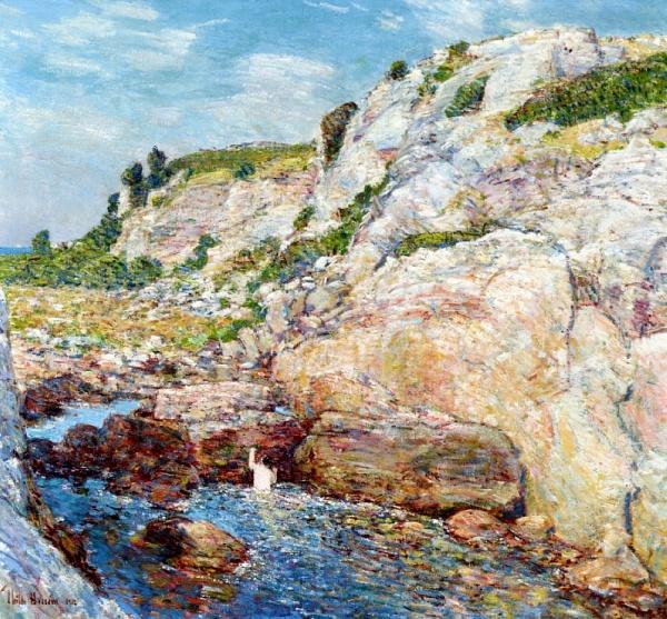 Frederick Childe Hassam (1859 – 1935) (2 часть) (426 фото)