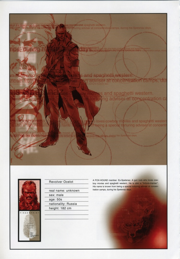 The Art of Metal Gear Solid (Artbook ) (198 фото)