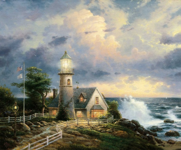 Thomas Kinkade - Prints Pack (323 фото)
