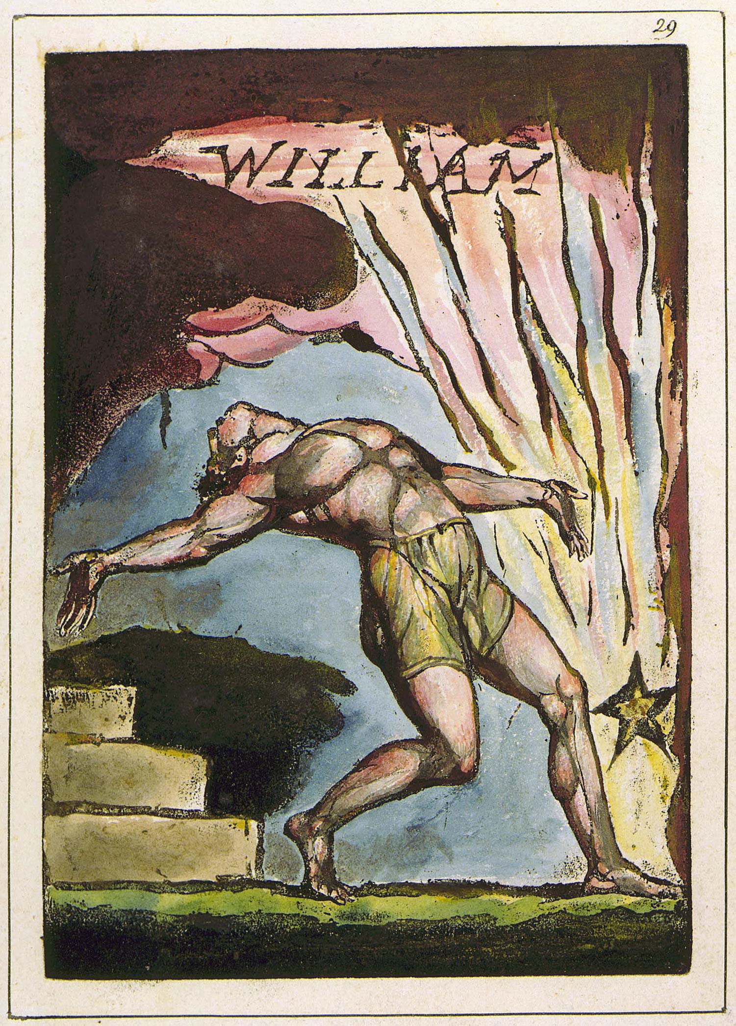 william blakes visions essay Free essay: william blake william blake, innocence vs experience essay blake began having visions that he claimed were the source of his inspiration.