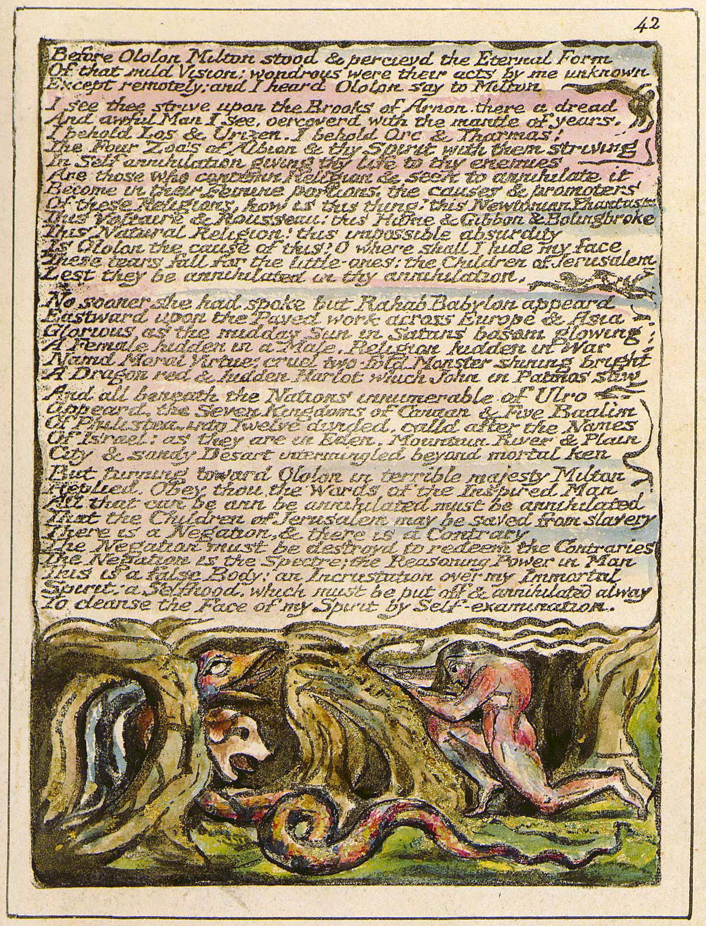 william blakes poem london Alterations to the draft of william blake's 'london' show the poet exploring poverty, revolution, reason and the power of the imagination dr linda freedman examines the manuscript, to discover the meanings behind this iconic poem.