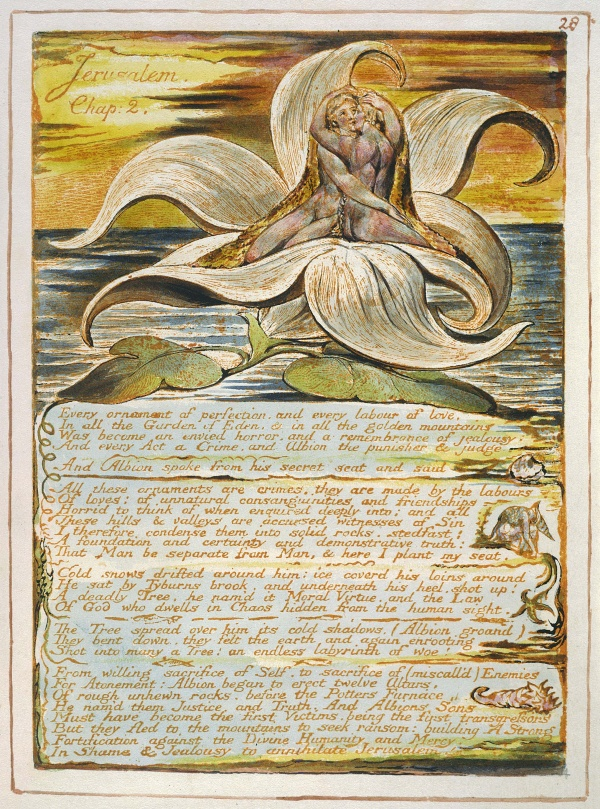critical commentary on london and jerusalem by william blake essay The tools you need to write a quality essay or the chimney sweeper in a london newspaper in the william blake's the chimney sweeper tells the story of.