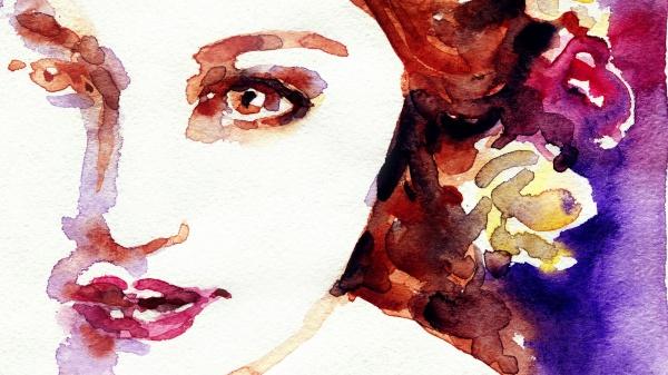 Женский образ - Как мимолетное виденье (Часть 2) (25 фото)