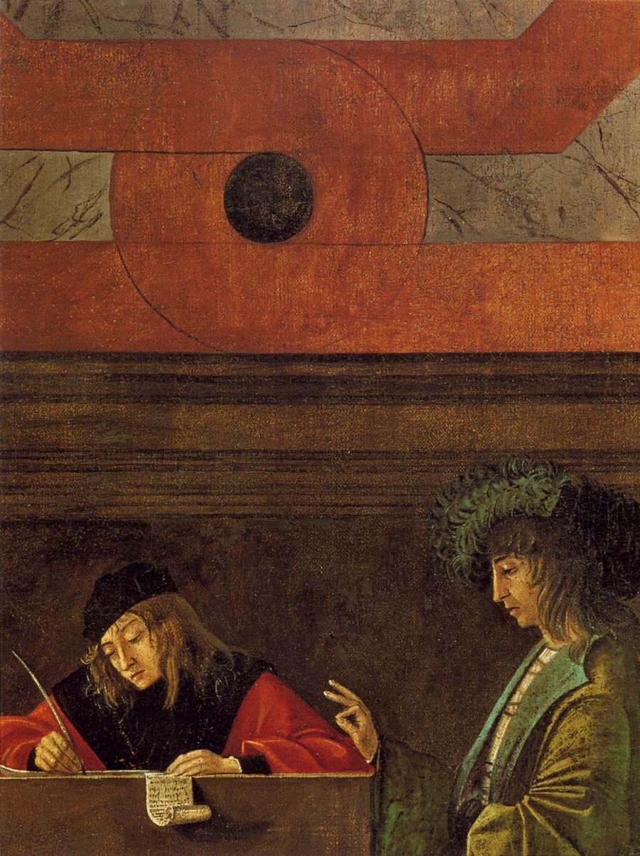 a biography of vittore carpaccio a painter 14042017 le storie di sant'orsola sono un ciclo di nove teleri eseguiti da vittore carpaccio tra il 1490 e il 1495 per la scuola di sant'orsola a venezia.