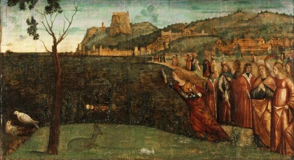Венецианская школа Раннего Возрождения: Витторе Карпаччо (117 фото)