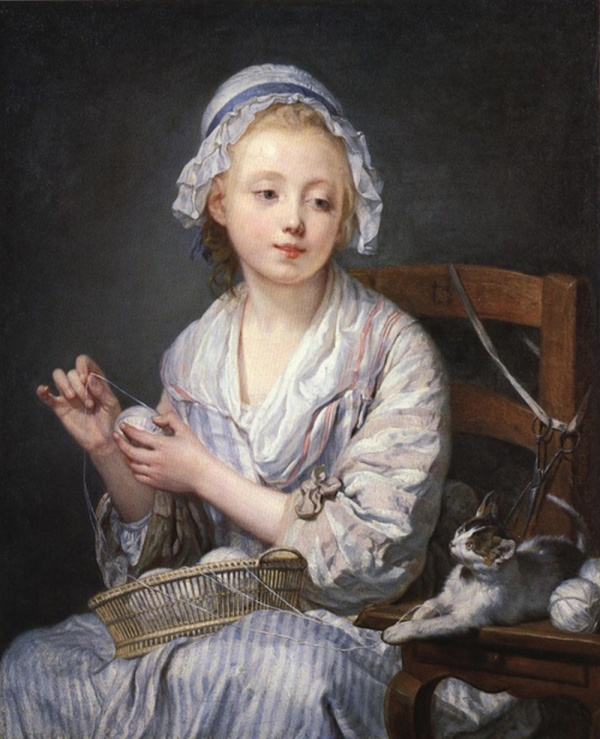 Жан-Батист Грёз (106 фото)
