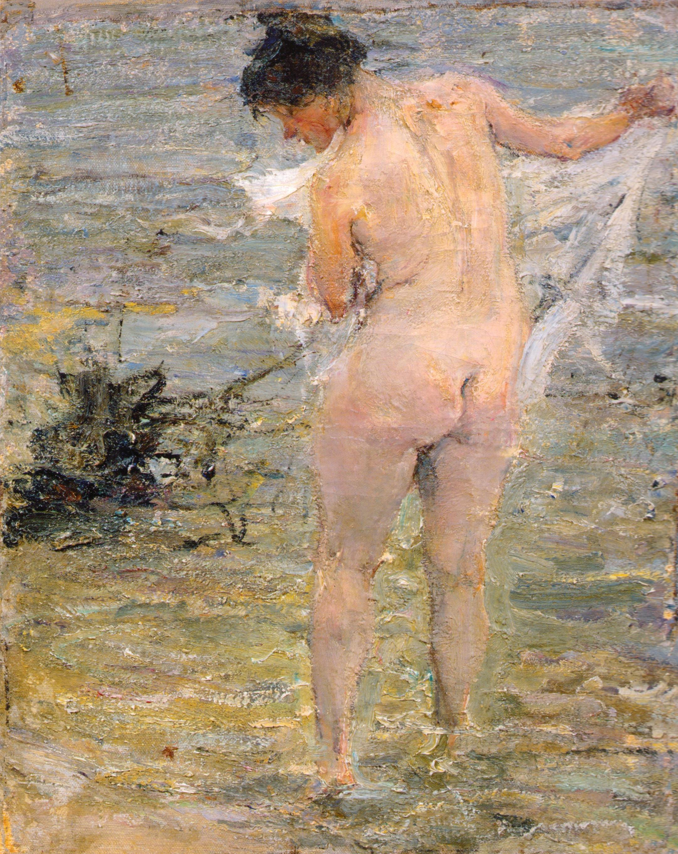 жена купалась голая мальчики отвернитесь