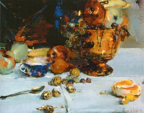 Картины русских художников Фешин Н. И. (401 фото)