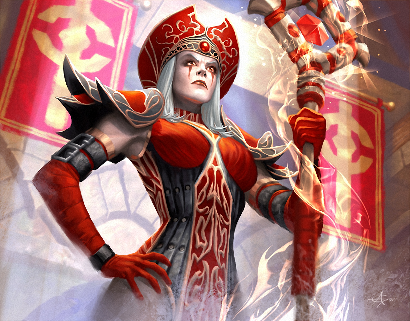Wow porn pictures high inquisitor whitemane hentai video