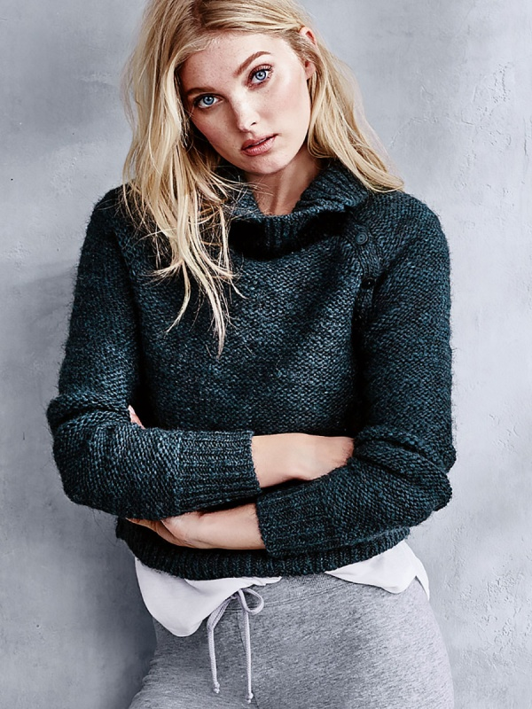 Elsa Hosk - Victoria's Secret Photoshoot 2015 Set 10 (71 фото)