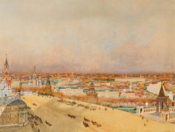 Художник Franz Kopallik (Austrian, 1860-1931) (20 фото)