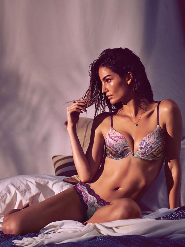 Lily Aldridge - Victoria's Secret Photoshoots 2015 Set 3 (68 фото)