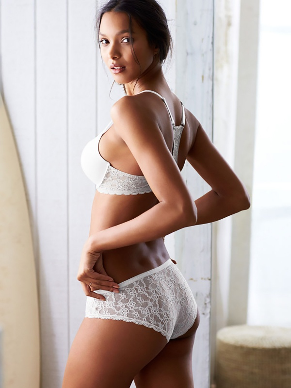 Lais Ribeiro - Victoria's Secret Photoshoot 2015 Set 4 (76 фото)