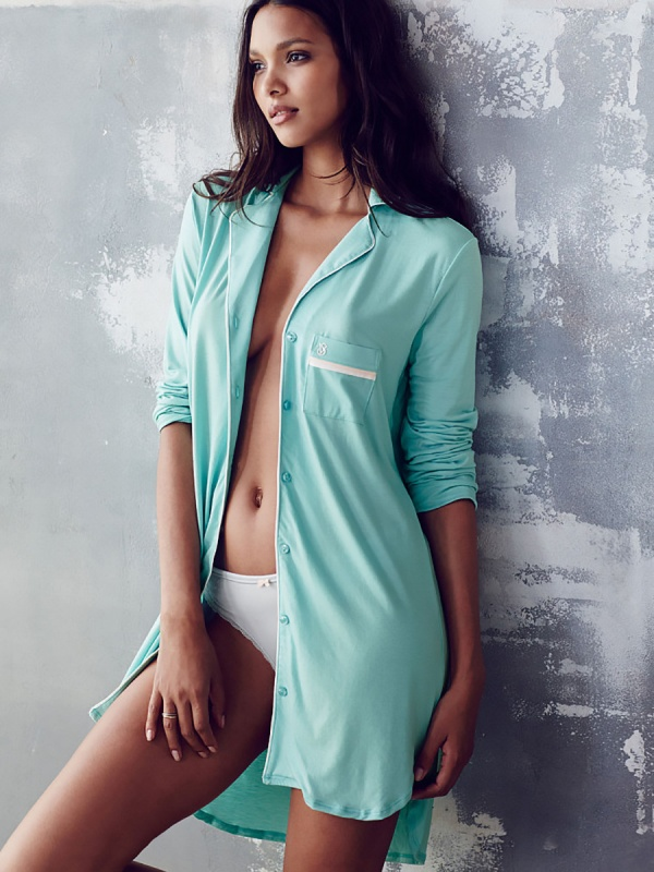Lais Ribeiro - Victoria's Secret Photoshoot 2015 Set 6 (97 фото)