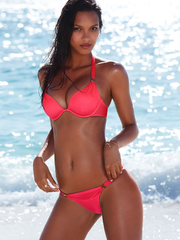 Lais Ribeiro - Victoria's Secret Photoshoot 2015 Set 6 (97 фото)