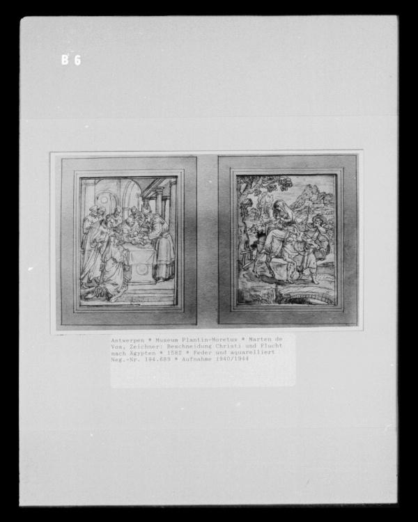 Marten de Vos (1532 — 1603) (340 фото)