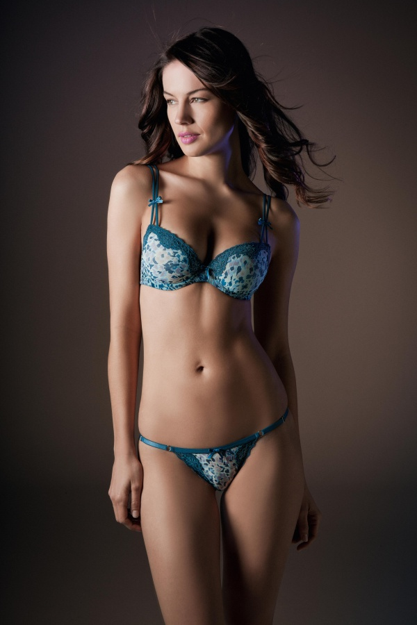 Patricia Beck - Nu.Luxe Lingerie Winter (45 фото)