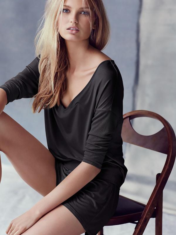 Romee Strijd - Victoria's Secret Photoshoots 2015 Set 5 (107 фото)