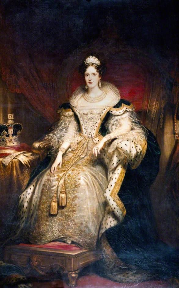 Художник William Beechey 1753–1839) (34 фото)