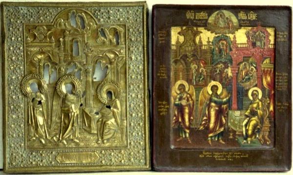 Иконы (Двунадесятые праздники) (620 фото)