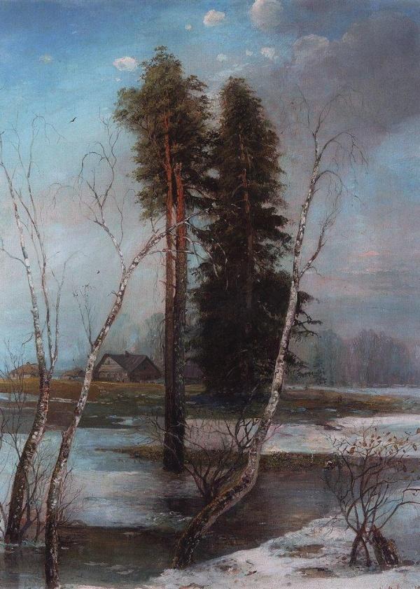 Саврасов Алексей Кондратьевич (233 фото)