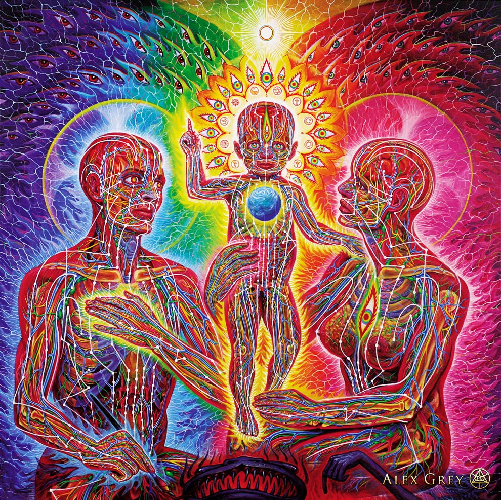 Alex grey gallery hours Chapel of Sacred Mirrors: CoSM