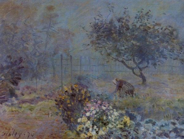 Альфред Сислей   XIXe   Alfred Sisley
