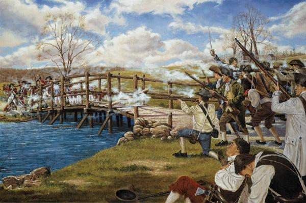 Работы американских художников. Часть 1.1 (38 фото)
