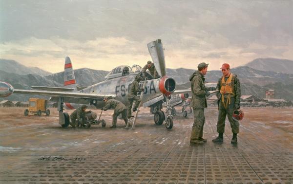 Работы американских художников. Часть 1.2 (41 фото)