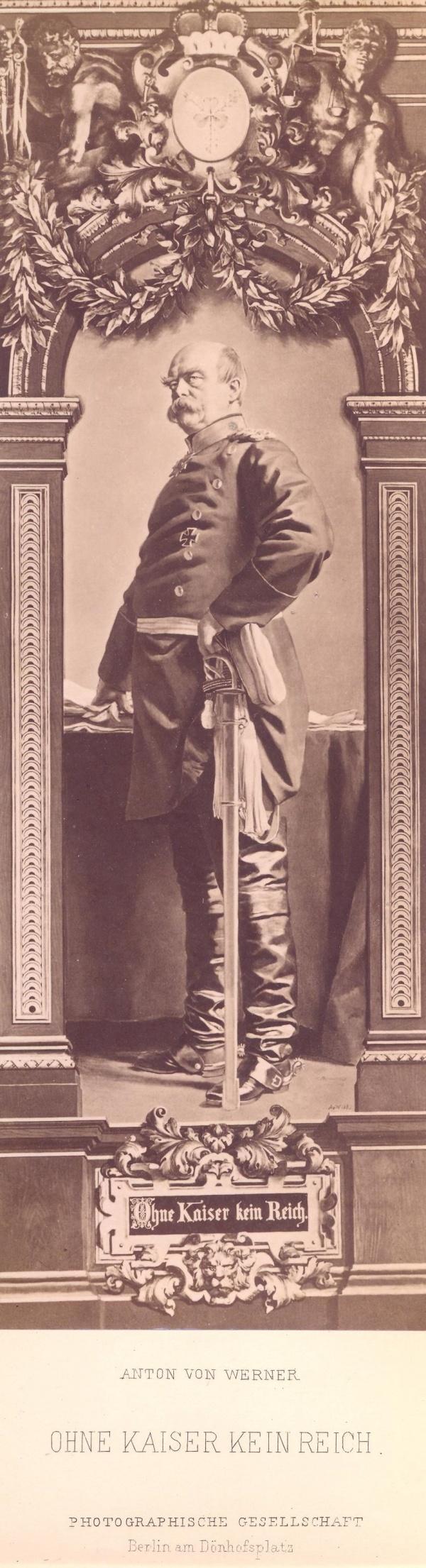 Anton von Werner (99 работ)