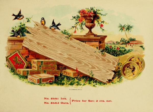 Старинные Папиросные этикетки (44 фото)