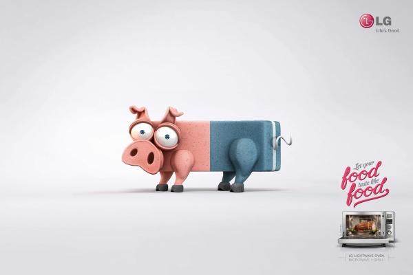 Creative advertising (206 фото)