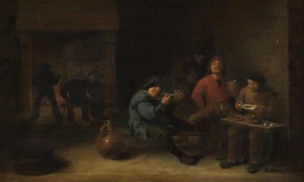 David Teniers the Younger (547) (1 часть)