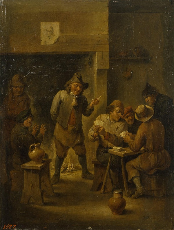 David Teniers the Younger (547) (120 фото) (4 часть)