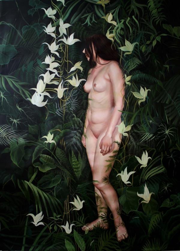 Польская художница. Ewa Szczekan (51 фото)