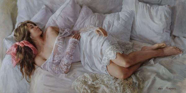 Анна Маринова (122 фото)