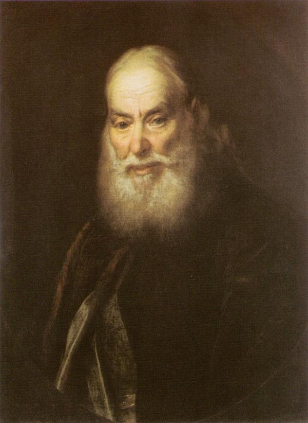 Портреты. Дмитрий Григорьевич Левицкий (32 фото)