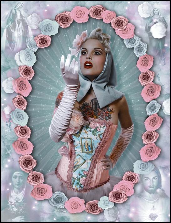Clothing Designer Bibian blue (89 фото)
