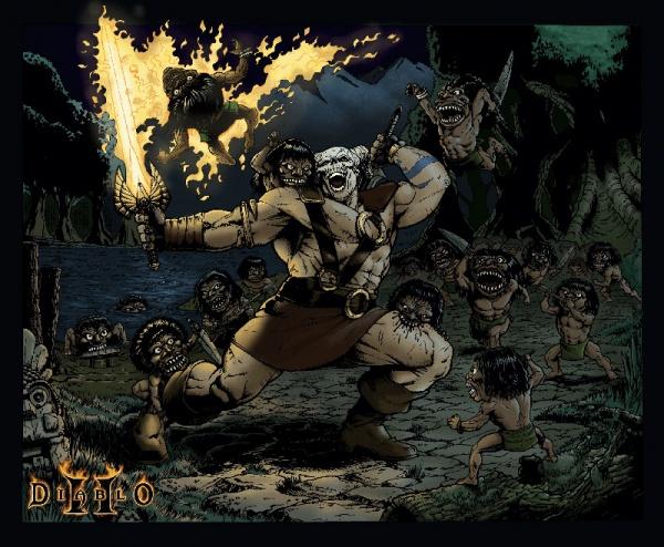 Фэнтези Арт Blizzard | Fantasy Art Blizzard (1133 фото)