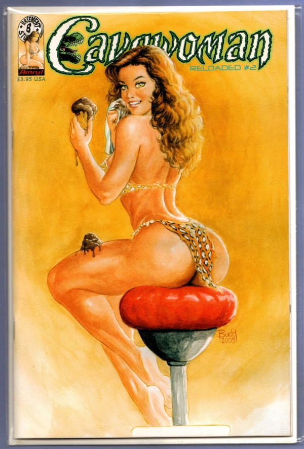 Pin-up Style by Budd Root (363 фото)
