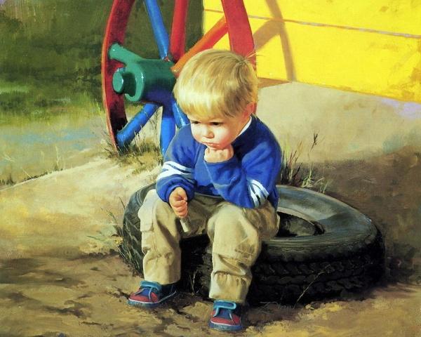 Дети (68 фото)