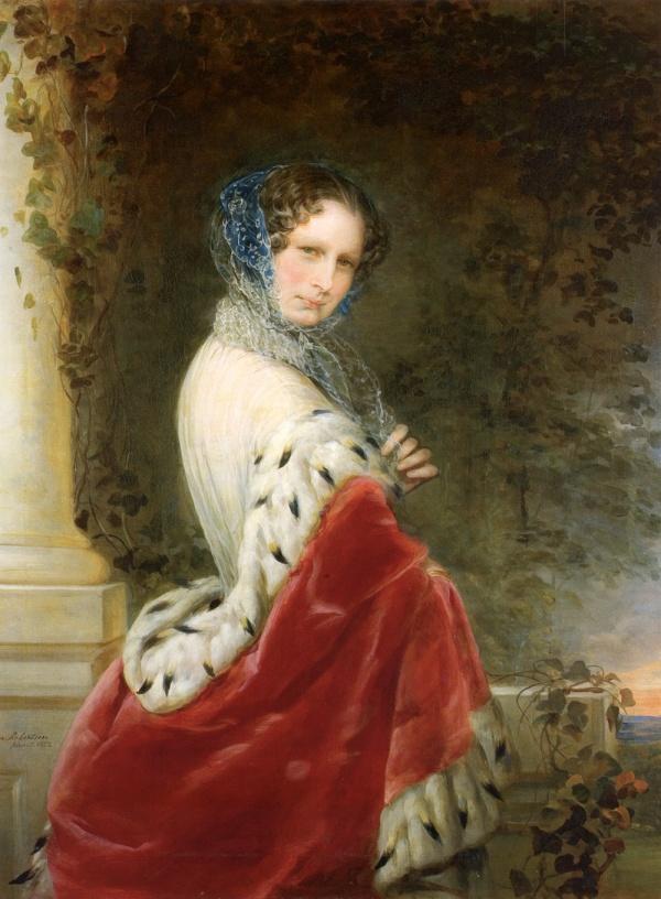Christina Robertson (1796-1854) (50 работ)