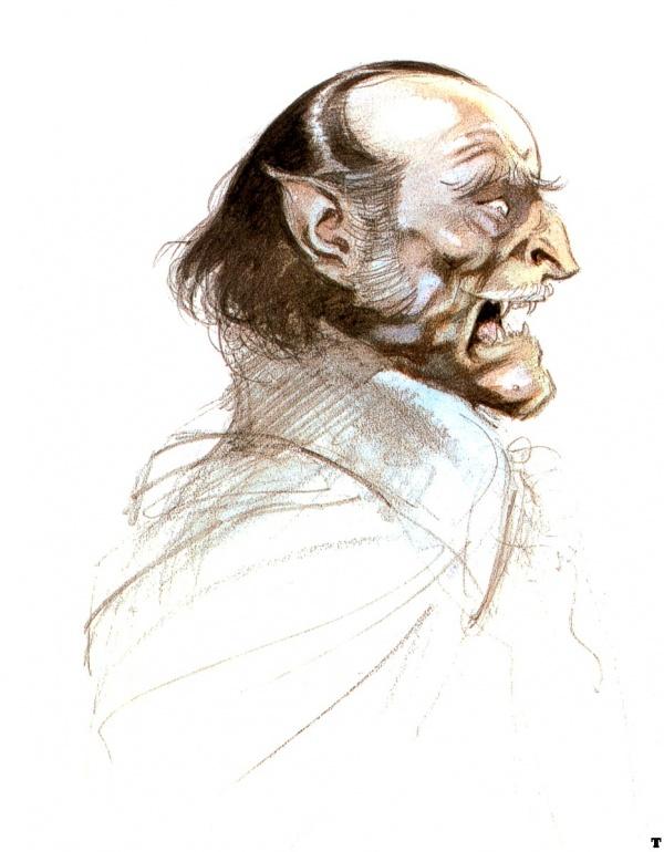 Арты художника Frank Frazetta (796 фото)