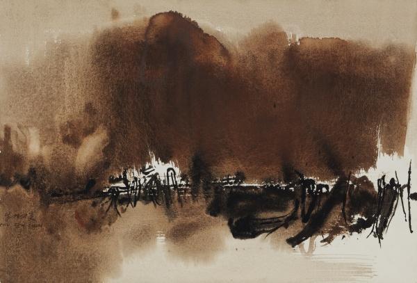 Chu Teh-Chun (1920 – 2014) (238 фото) (2 часть)