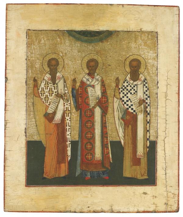 Русские иконы (83 фото) (1 часть)