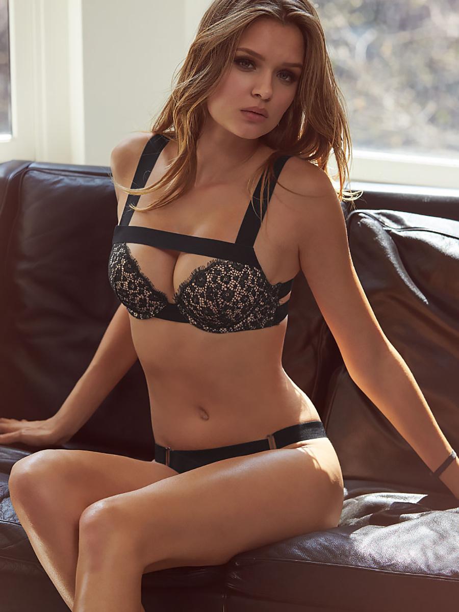 Josephine Skriver - Victoria's Secret Photoshoots 2015 | Lingerie ...