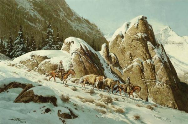 Jackson Hole Art Auction (2011-2014) (1.1 часть) (356 фото)