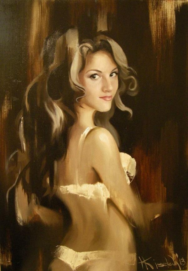 Прекрасные картины Екатерины Киселевой (69 фото)