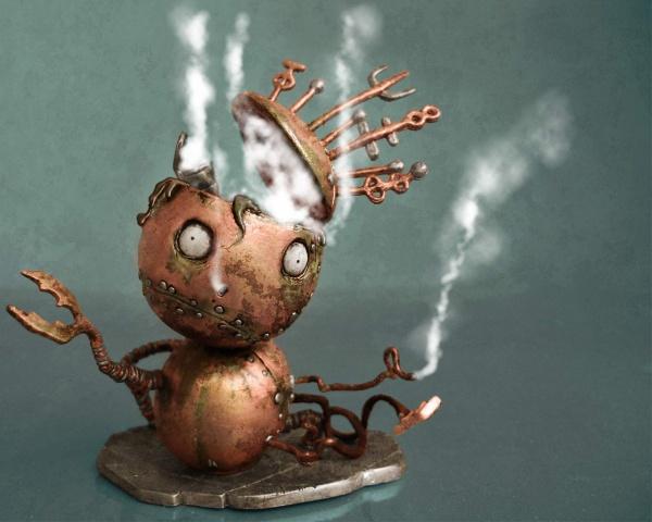 Steampunk Art